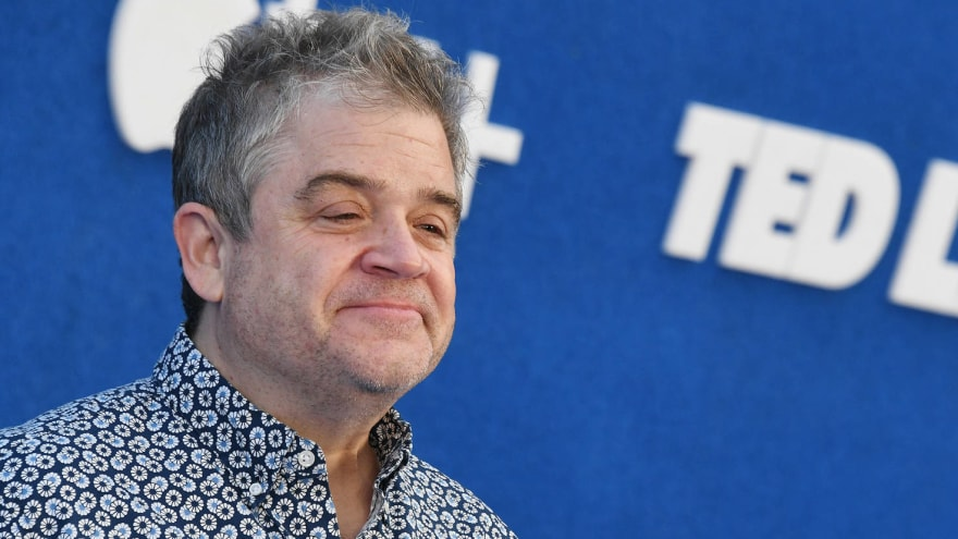 Patton Oswalt hilariously says his comedy show isn't worth dying for amid COVID vaccination proof protocols