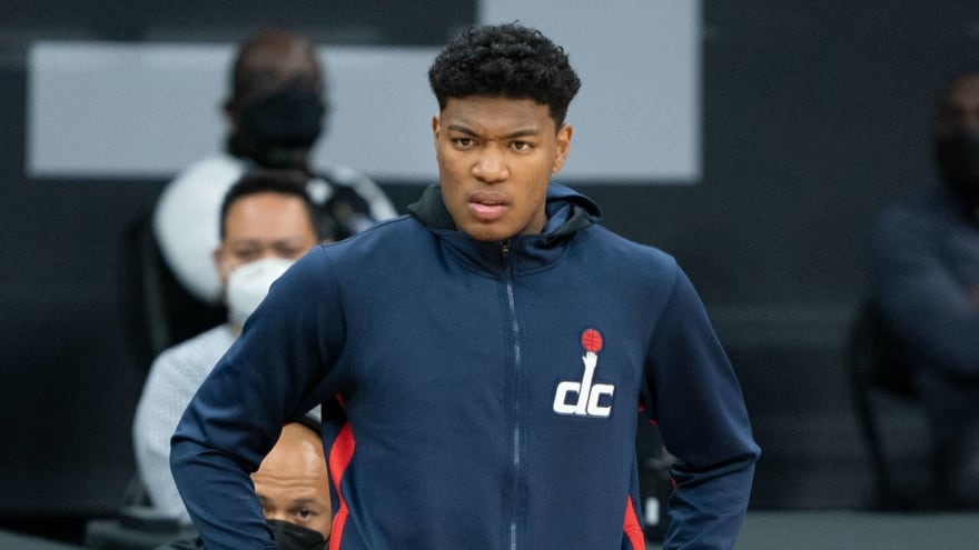 Rui Hachimura out indefinitely for personal reasons