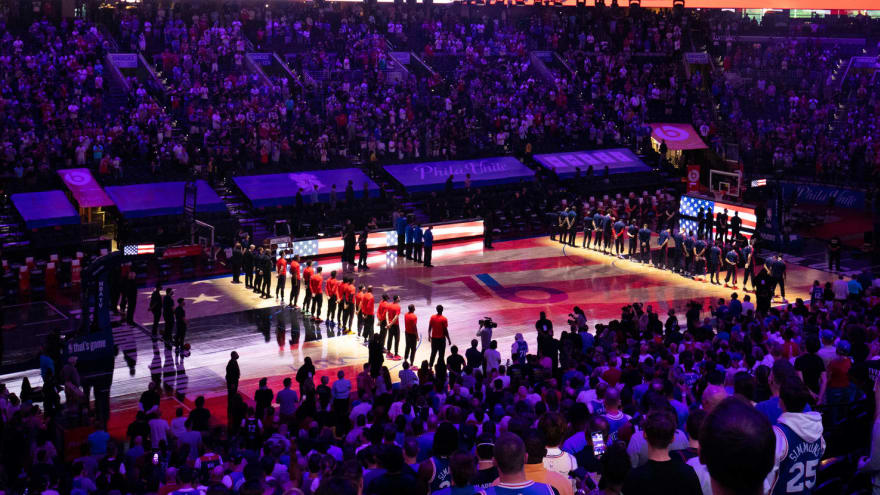NBA to enforce 'enhanced fan code of conduct'