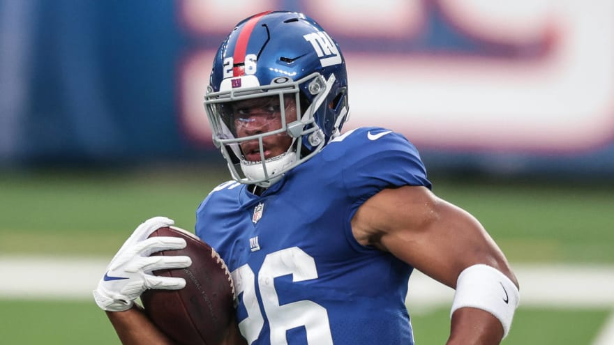Saquon Barkley likely to sit out preseason