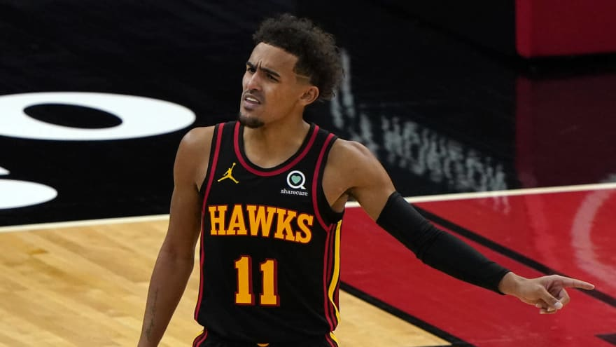Trae Young, Grayson Allen in Twitter feud?
