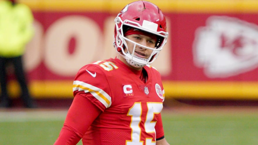 Patrick Mahomes will play in AFC Championship Game