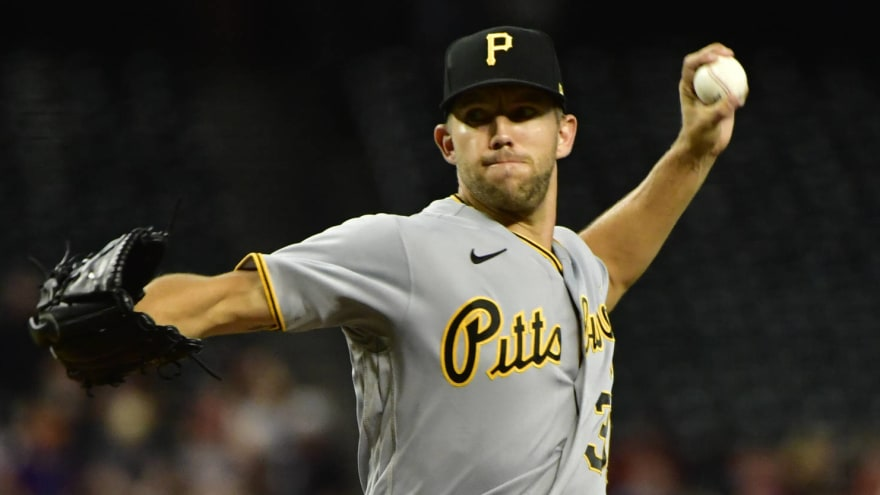 Pirates likely to trade starting pitcher Tyler Anderson