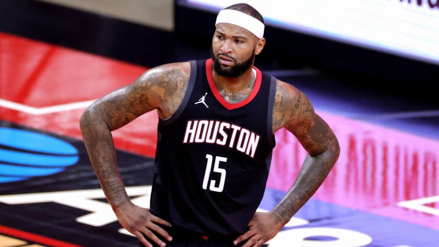 Lakers are favorites to land DeMarcus Cousins?