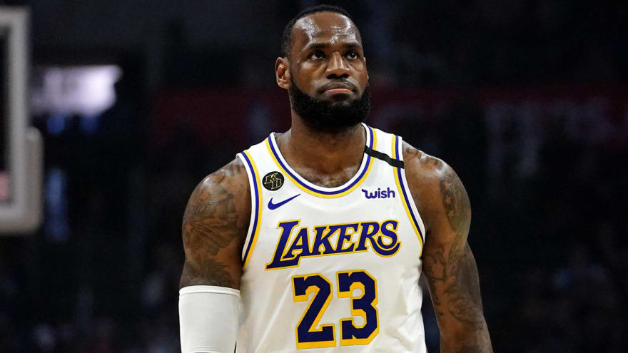 LeBron James walks back refusal to play games in empty arenas