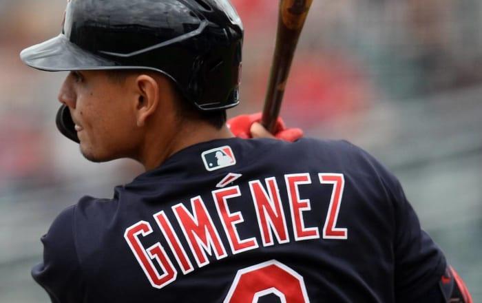 Andres Gimenez, SS  Cleveland Indians