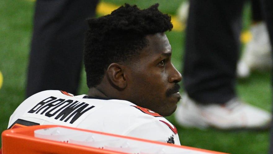 Antonio Brown could still face NFL discipline for allegation