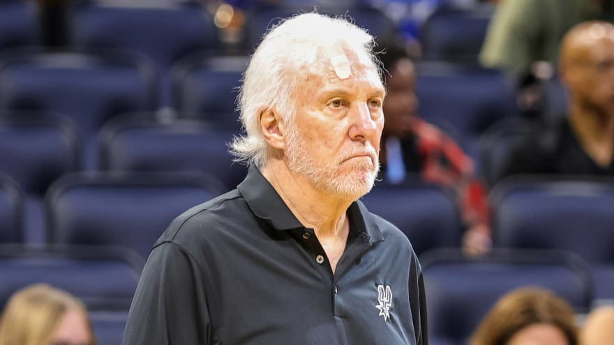 Spurs preparing for Popovich to retire within two years?