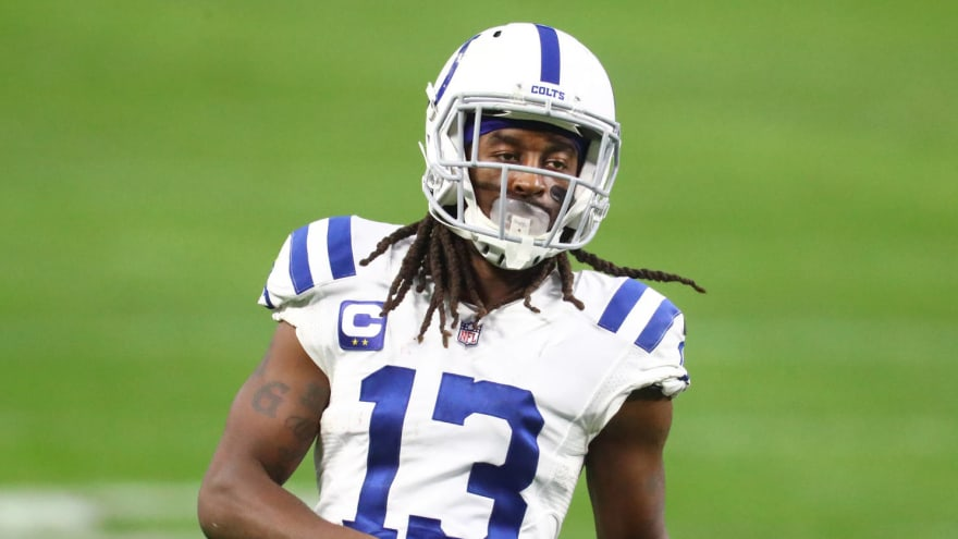 Ravens 'made a great push' for Pro Bowl WR T.Y. Hilton?
