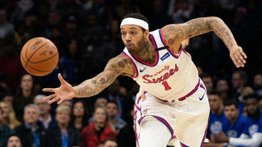 76ers' Scott: NBA jersey message policy is 'bad miss'