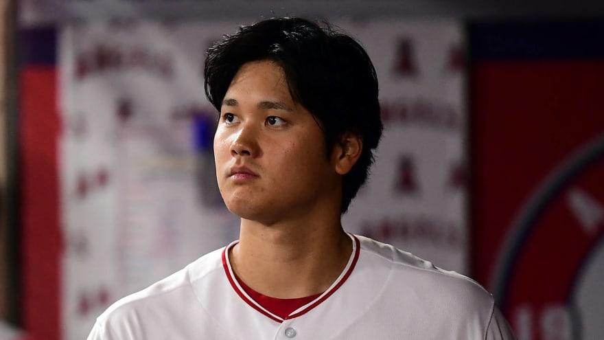 Ohtani hints that he could leave Angels in free agency