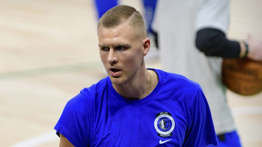 Porzingis: Boos from Knicks fans 'what I expected'