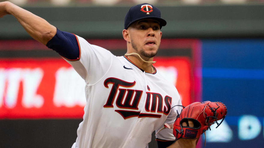 Twins trade two-time All-Star Jose Berrios to Blue Jays