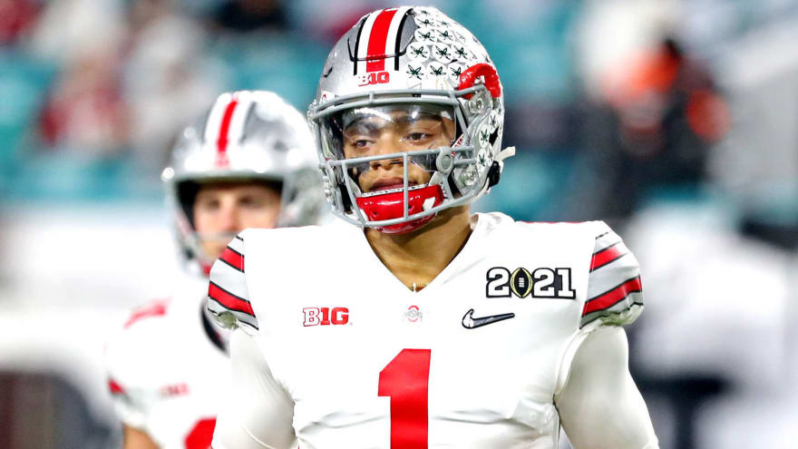 Justin Fields confirms epilepsy diagnosis to NFL teams