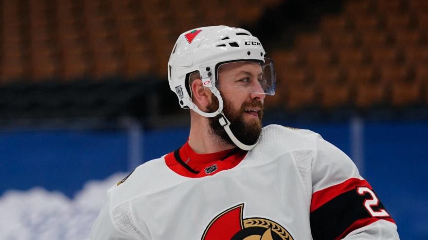 Senators' Derek Stepan could miss the rest of the season