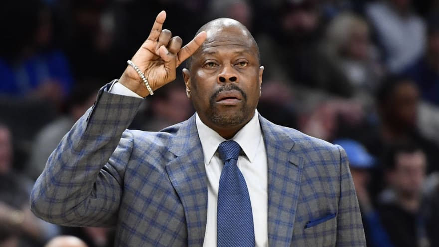 Patrick Ewing: Rest of world has caught up with Team USA