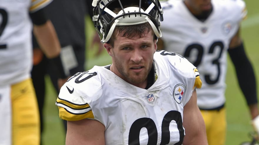 Report: T.J. Watt overruled his agents with contract decision