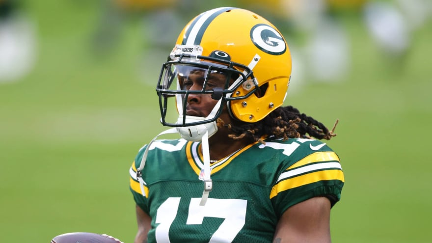 Gutekunst: Adams, Packers differ on definition of highest-paid WR