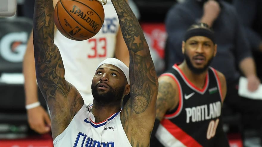 DeMarcus Cousins felt in 'best shape' after Clippers' debut