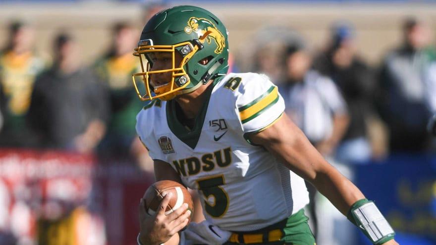 NFL draft prospect profile: North Dakota State QB Trey Lance