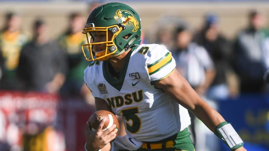 Trey Lance believes he could be 'best quarterback in this class'