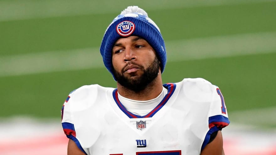 Free-agent WR Golden Tate eyeing Titans, Colts, Rams