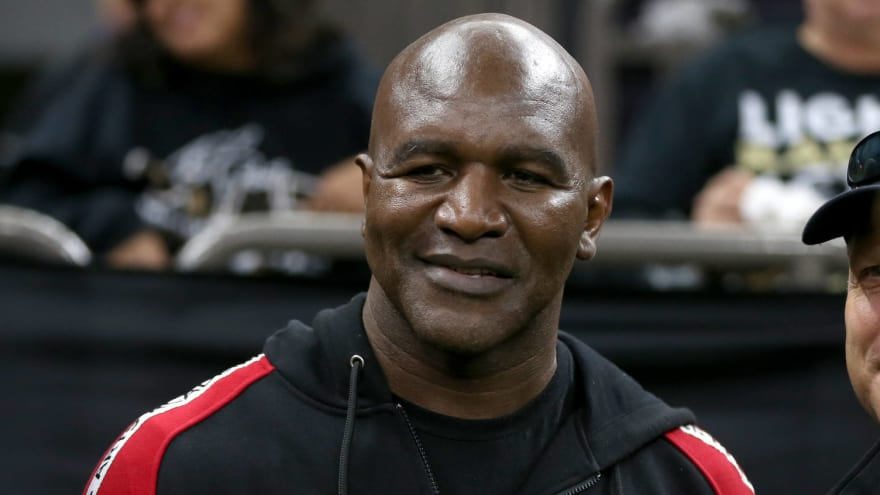 Report: Holyfield to fight McBride in June exhibition