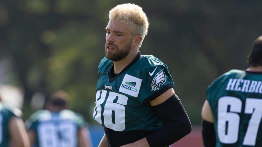 Zach Ertz still unhappy with Eagles?