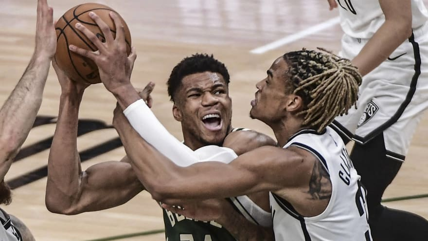 NBA world reacts to Bucks' gritty Game 3 win over Nets