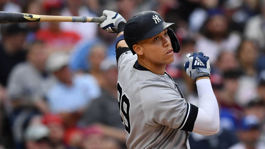 Aaron Judge not interested in HR Derby unless it's in N.Y.