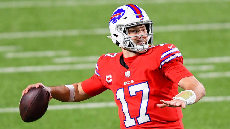 Bills looking to sign Josh Allen to 'massive' extension?