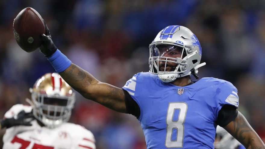 Lions release ex-Pro Bowl LB Jamie Collins after no trade develops