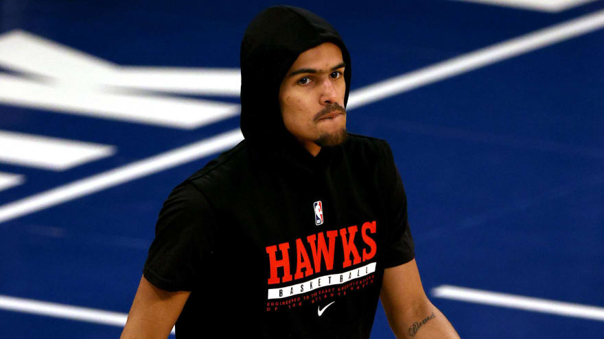 Knicks fans taunt Trae Young with odd chant