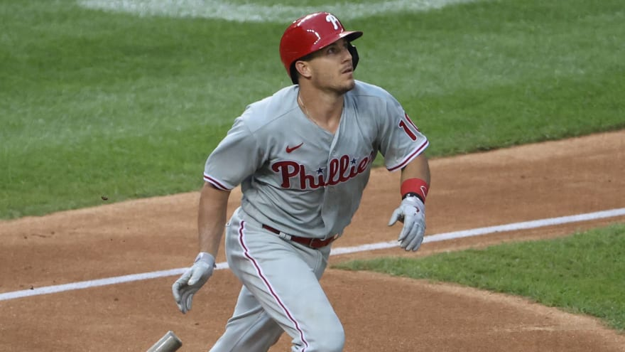 Phillies' most recent offer to J.T. Realmuto about $110M?