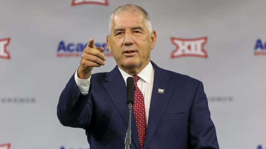 Big 12, Pac-12 commissioners to discuss partnership