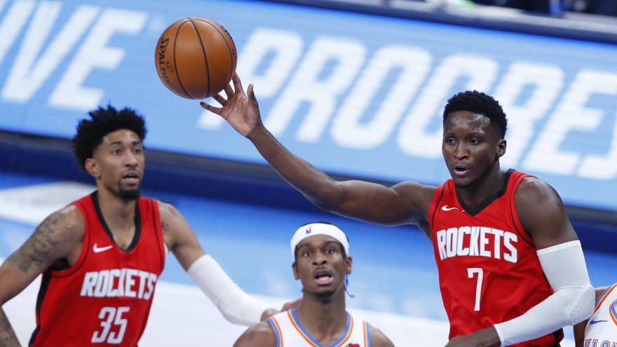 Victor Oladipo explains why he turned down Rockets deal