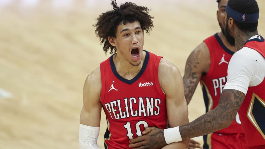 Jaxson Hayes arrested after alleged police brawl