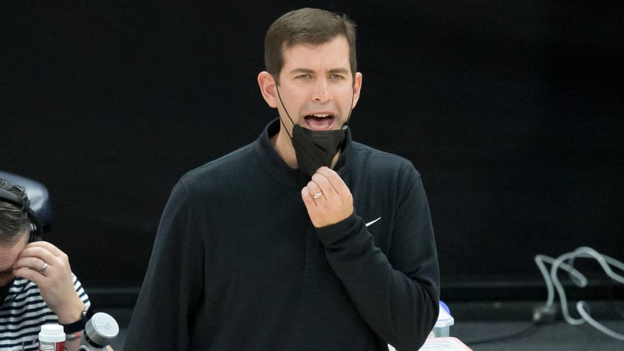 Stevens to take over for Ainge, lead search for new coach