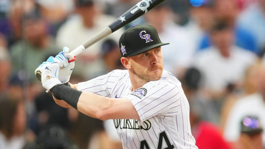 Yankees have shown trade interest in Trevor Story