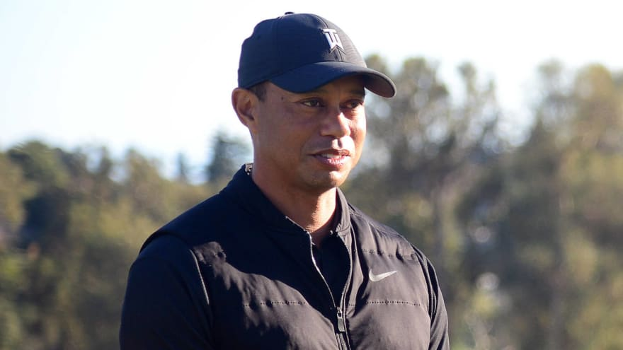 Tiger Woods nearly hit TV director's car on way out of hotel?