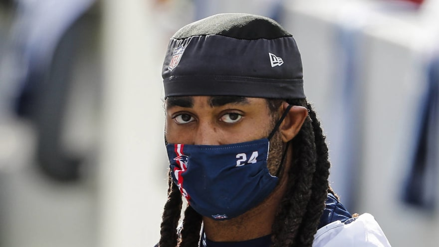 Stephon Gilmore 'recovering really well' from partially torn quad?