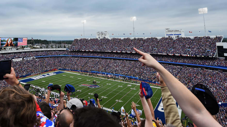 Bills to require all guests 12 and up to be vaccinated at games