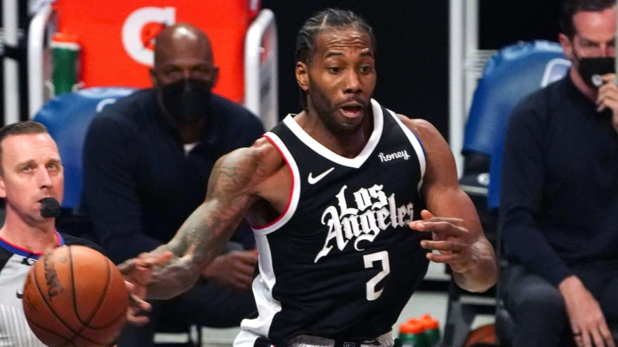 Kawhi Leonard shares why he idolized Allen Iverson