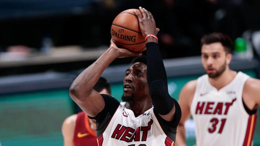 Heat legend thinks Bam Adebayo needs to shoot more