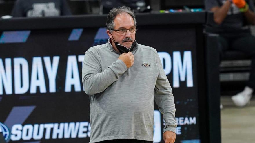 Stan Van Gundy fired after one season as Pelicans coach