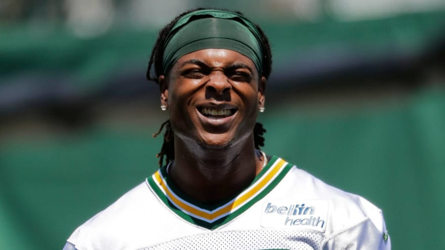 Davante Adams open to restarting extension talks with Packers