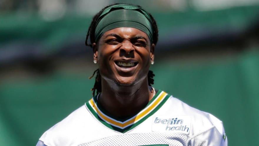 Davante Adams, Packers break off long-term extension talks