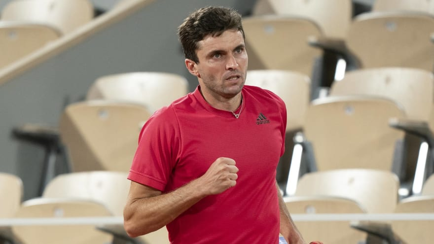 Gilles Simon steps away from tour for mental health reasons