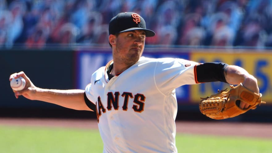 Kevin Gausman wants to re-sign with Giants