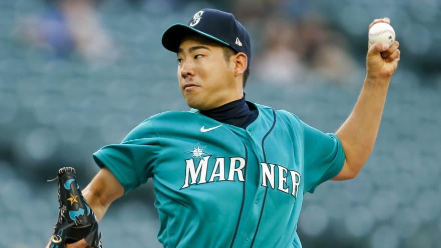 Yusei Kikuchi's breakout season gives Mariners an interesting decision